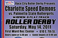 Charlotte Speed Demons bout