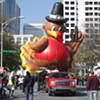 New route for Thanksgiving parade