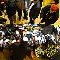 Toes will be tingling at Sneaker Con