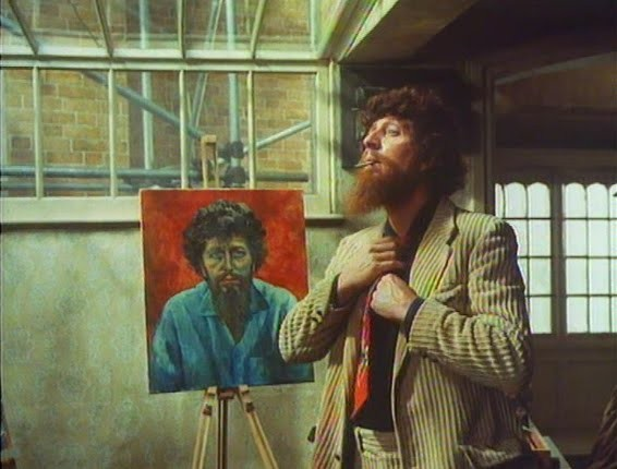 Tom Baker in Vault of Horror (Photo: Shout! Factory)