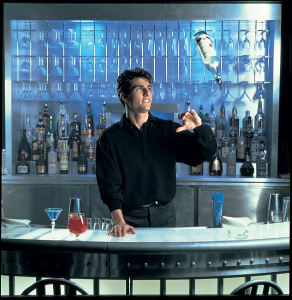 Tom Cruise in Cocktail (Photo: Disney)