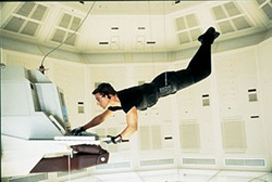 PARAMOUNT - Tom Cruise in Mission: Impossible