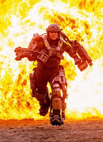 Tom Cruise will walk through fire to catch Charlotte Talks annual Summer Movies episode