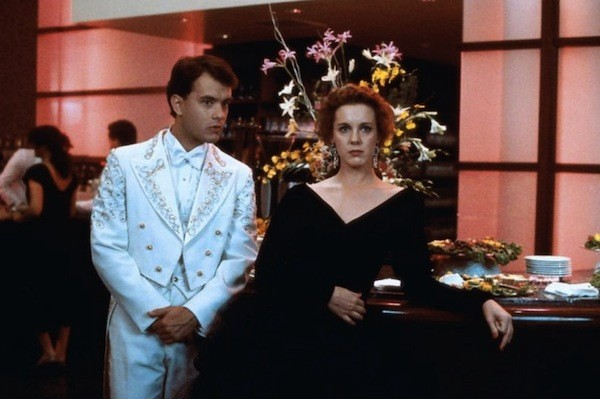 Tom Hanks and Elizabeth Perkins in Big (Photo: Fox)