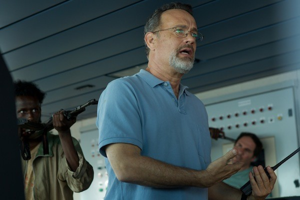 Tom Hanks in Captain Phillips. (Photo: Sony)