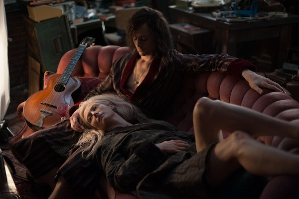 Tom Hiddleston and Tilda Swinton in Only Lovers Left Alive. (Photo: Sony Pictures Classics)