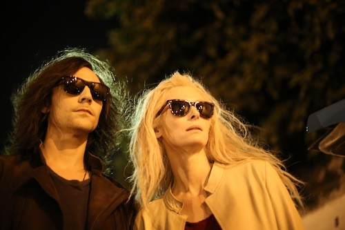 Tom Hiddleston and Tilda Swinton in Only Lovers Left Alive (Photo: Sony Pictures Classics)