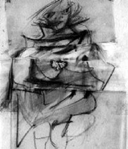 TORSOS, TWO WOMEN, 1952-53