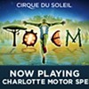 Free tickets to the Cirque at Charlotte Motor Speedway