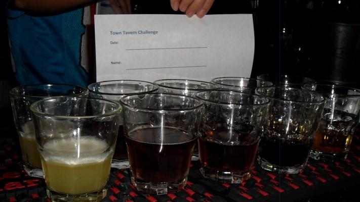 town tavern challenge