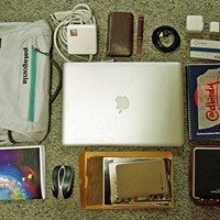 Travel Tech Swag: What's in my bag?