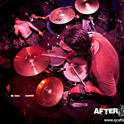 Tremont Music Hall, 7/23/11