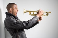 Trombone Shorty brings the funk