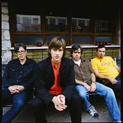 TRUE TO THEIR ROOTS: Old 97's