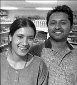 RADOK - Tulsi and Mukti Bhandari of Mukti Indian Grocery