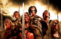 Turisas play Tremont tonight (4/8/12)