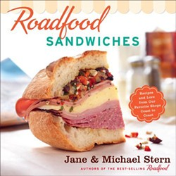 TWO OF THE ROAD: Jane and Michael Stern offer a taste of their mouth-watering adventures during A Taste of Novello at the Main Library