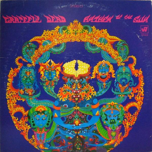 Quintessential stoner album cover, circa 1967.