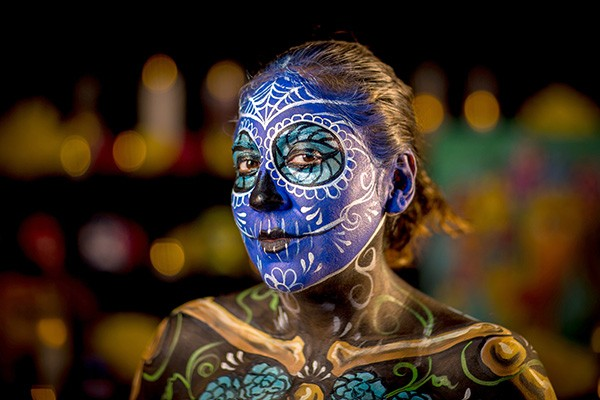 You won't want to miss Dia de los Casi Muertos