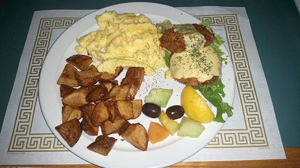 Brunch isn't brunch until you've had it at Letty's. (Photo by Anita Overcash)