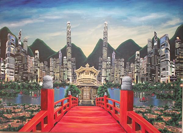 """""""Hong Kong: Past to the Future"""""""