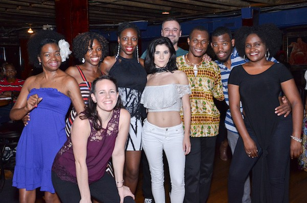 The united colors of AfroPop. (Photo courtesy of AfroPop! Nation)