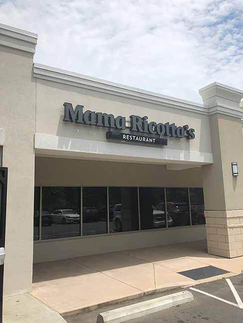 Mama Ricotta's opened on Kings Drive in 1992. (All photos by Sophie Whisnant)