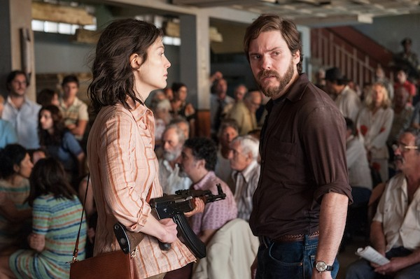Rosamund Pike and Daniel Brühl in 7 Days in Entebbe (Photo: Universal)