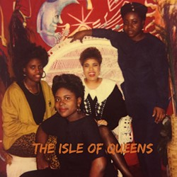 'The Isle of Queens' album cover