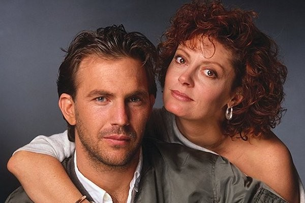 Kevin Costner and Susan Sarandon in Bull Durham (Photo: Criterion)