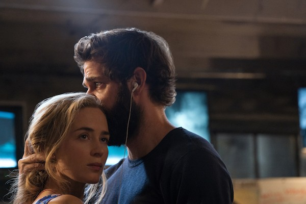 Emily Blunt and John Krasinski in A Quiet Place (Photo: Paramount)