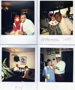 Images of the original Mr. K (Photos courtesy of Mr. K's)