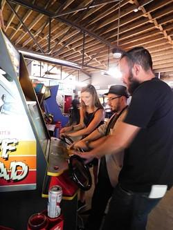 Sophie, Carlos and Ryan take the wheel