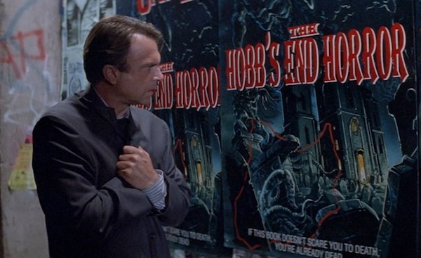 Sam Neill in In the Mouth of Madness (Photo: Shout! Factory)