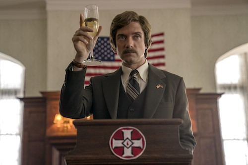 Topher Grace as David Duke (Photo: Focus)