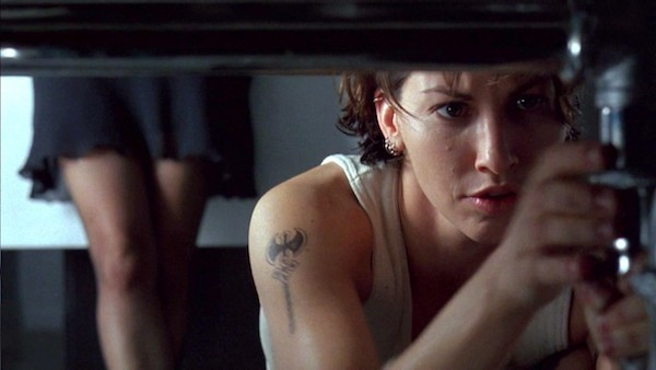 Gina Gershon in Bound (Photo: Olive Films & Paramount)