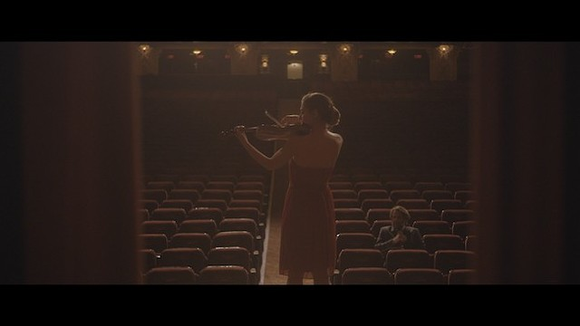 'Parallel Chords' by filmmaker Catherine Dudley-Rose. (Courtesy of Charlotte Film Festival)