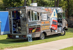 The Bebo's truck