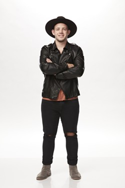 Kameron Marlowe was selected to Shelton's team on 'The Voice.' (Photo Courtesy of NBC)