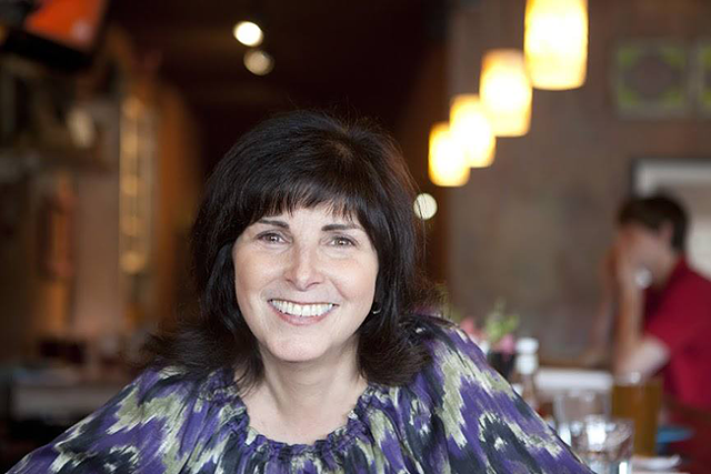 Fran Scibelli, owner and operator of Fran's Filling Station. (Photo by Andy McMillan)