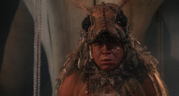 James Earl Jones in Exorcist II: The Heretic (Photo: Shout! Factory)