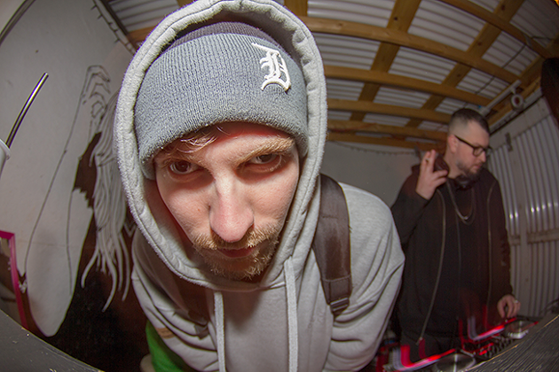 DJ Ray (Photo by Brian Twitty)