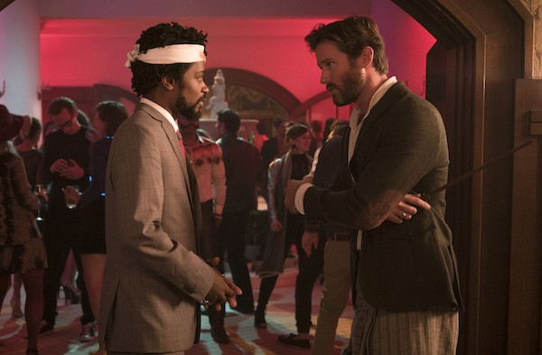 Lakeith Stanfield and Armie Hammer in Sorry to Bother You (Photo: Fox)