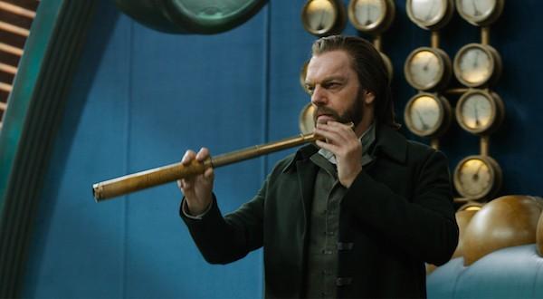 Hugo Weaving in Mortal Engines - UNIVERSAL