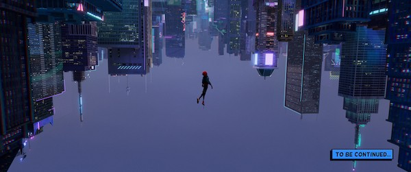 Spider-Man: Into the Spider-Verse - COLUMBIA