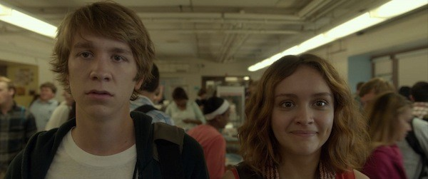 Thomas Mann and Olivia Cooke in Me and Earl and the Dying Girl (Photo: Fox Searchlight)