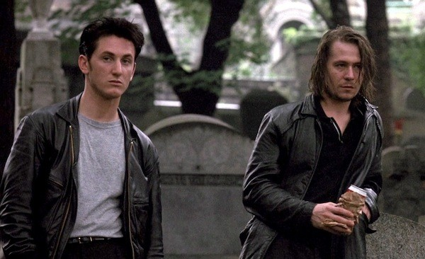 Sean Penn and Gary Oldman in State of Grace (Photo: Twilight Time)