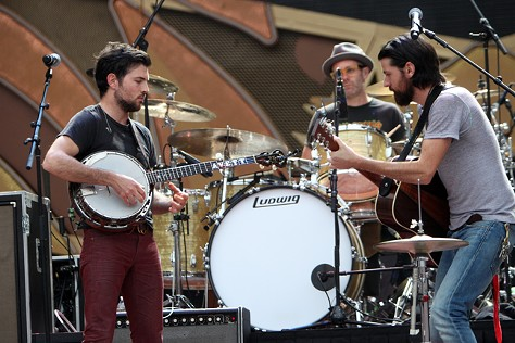 The Avett Brothers - JEFF HAHNE