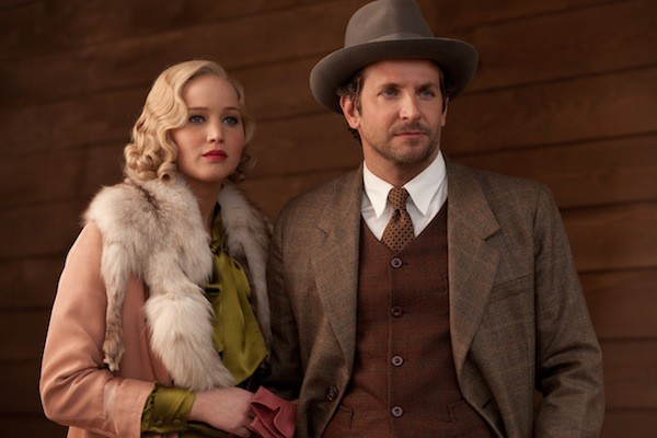 Jennifer Lawrence and Bradley Cooper in Serena (Photo: Magnolia)