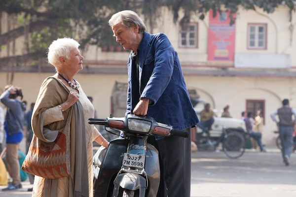 Judi Dench and Bill Nighy in The Second Best Exotic Marigold Hotel (Photo: Fox)
